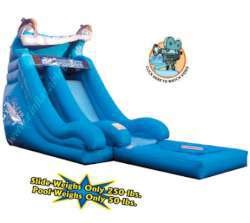 Super Splash Down 2 with Pool