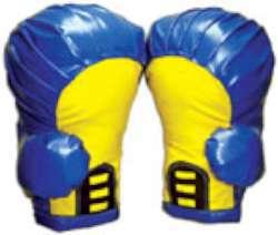 Boxing Gloves (Blue, pair L)