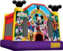 Mickey Mouse Large Bouncer