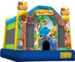 Winnie The Pooh Jump