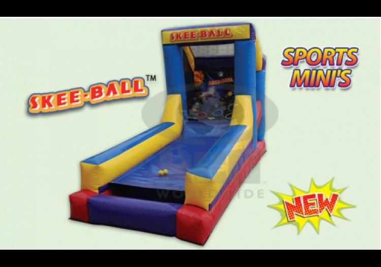 Skee-Ball Inflatable