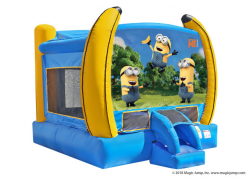Despicable Me Bounce House