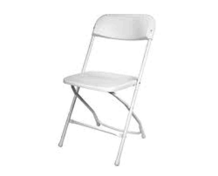 Chair - White