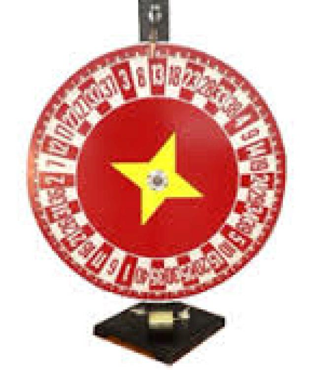 40 Number Wheel