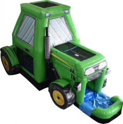 Tractor Wet/Dry Bounce 'n Slide Combo