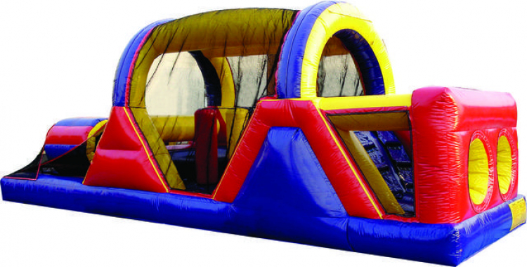 30' Obstacle Course