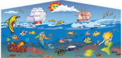 Under The Sea Castle Combo