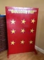Balloon Dart Pop