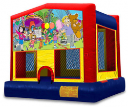 Carnival Castle Bounce
