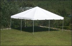 20 ft X 20 ft Frame Tent