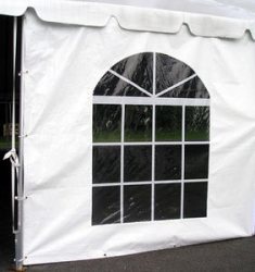 Tent Walls - Window - Pole Tent 40