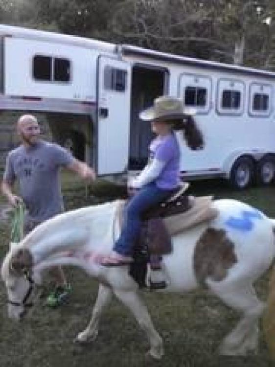 45 min Pony Ride