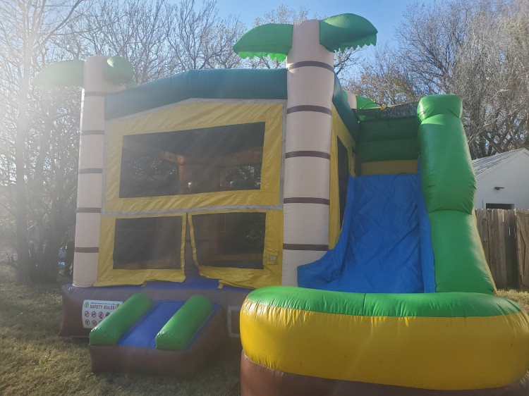 top notch bounce house rental Wichita, KS