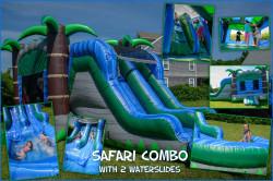 Safari Splash Combo