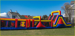 The Mega Obstacle Course for rent 1615503575 The MEGA Obstacle
