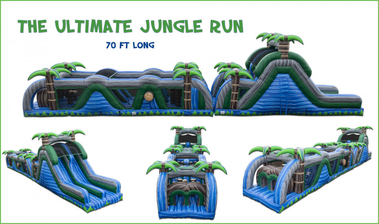 perfect obstacle course rental