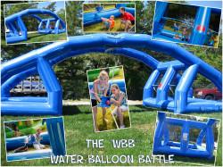 Water Baloon game waterslide rental bourne ma 1615481846 Water Balloon Battle