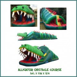 alligator obstacle course rental cape cod 1615167234 Alligator Obstacle Course