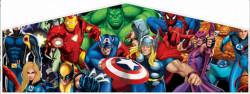 avengers super hero jumper bounce house 1615247298 Themed Bouncer