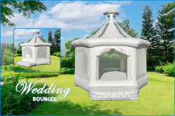 bounce house for weddings cape cod 1615500531 Wedding Bouncer