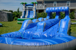 doubl slip n slide for rent plymouth ma 3 1615827173 Tidal Wave - Dual Slip n Slide