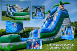 Amazon Plunge Water Slide