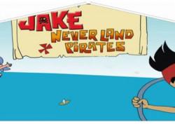 jake neverland pirates bouncy house Themed Bouncer