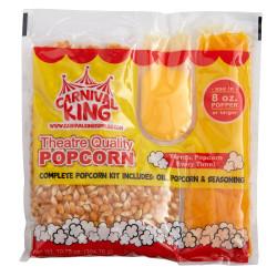 Popcorn Kernels & Butter - 8 servings