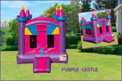 purple castle jumper for rent plymouth ma 1615502104 Purple Castle