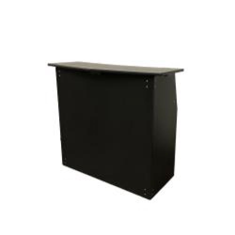 4' Fold-Out Bar (Black)