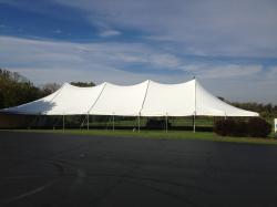 40x100 Elite High Peak Pole Tent