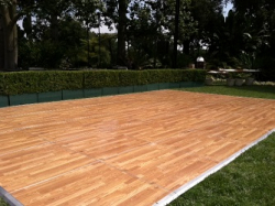 12x12 Dance Floor (New England Plank)