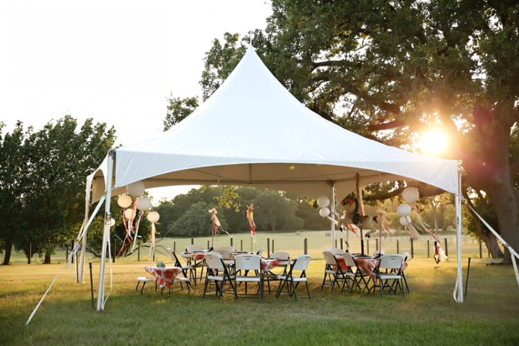 Tent, Table, & Chair Rentals