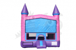 Purple/Pink Castle (Medium)