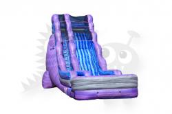 20' Purple Crush Waterslide