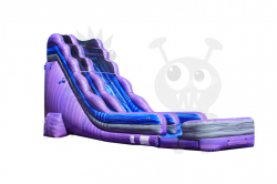 20' Purple Crush Dry Slide