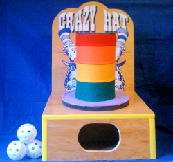Crazy Hat (Wooden)
