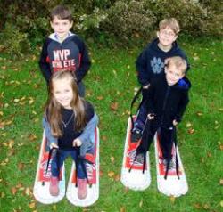 Little Big Foot Race Games