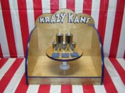 Krazy Kans - Wooden