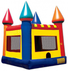 Large Regal Bouncy Castle