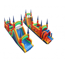 The Kings Challenge Obstacle Course