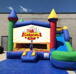 Carnival Fun Fair Panel