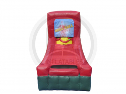 Carnival Midway Game: Skee Ball