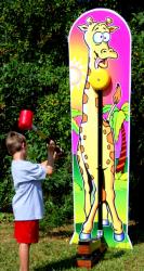 7' Kiddie Striker - Giraffe