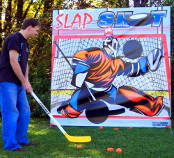 Slap Shot Hockey Game
