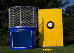Dunk Tank B: with 50' Hose