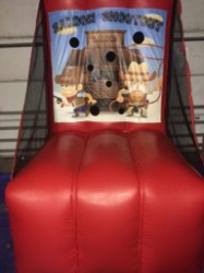 Carnival Midway Game: Shooting Gallery