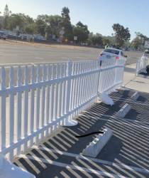 Fencing/ Picket Fence