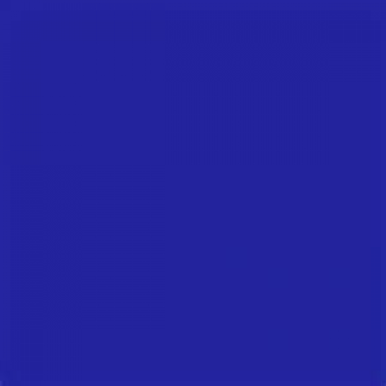 Round Royal Blue Tablecloth