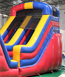 16' Dry MultiColor Slide